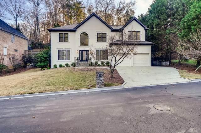 12 Wieuca Trace NE, Atlanta, GA 30342 (MLS #6821471) :: North Atlanta Home Team