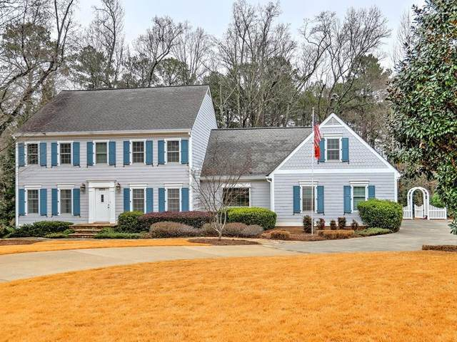 200 Club Ridge Drive, Marietta, GA 30068 (MLS #6821510) :: The Zac Team @ RE/MAX Metro Atlanta
