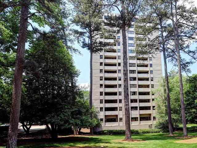 3530 Piedmont Road NE 11J, Atlanta, GA 30305 (MLS #6821554) :: Lucido Global