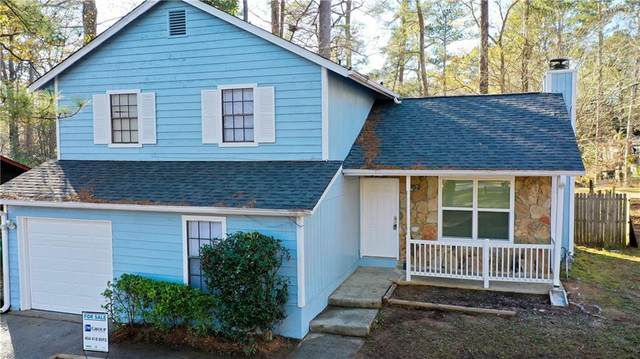 742 Ridge Avenue, Stone Mountain, GA 30083 (MLS #6821561) :: The Heyl Group at Keller Williams