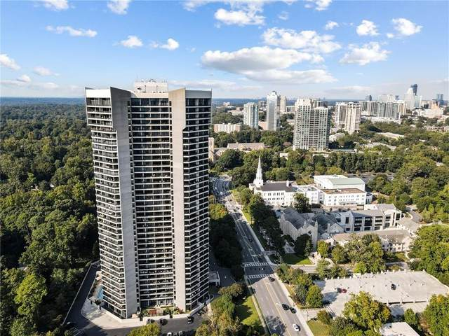 2660 Peachtree Road NW 17F, Atlanta, GA 30305 (MLS #6821579) :: The North Georgia Group
