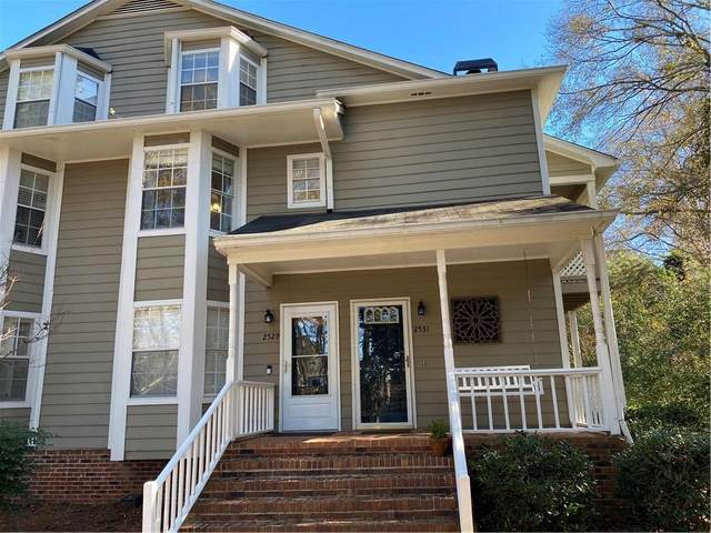 2531 Oakridge Place, Decatur, GA 30033 (MLS #6821590) :: Oliver & Associates Realty