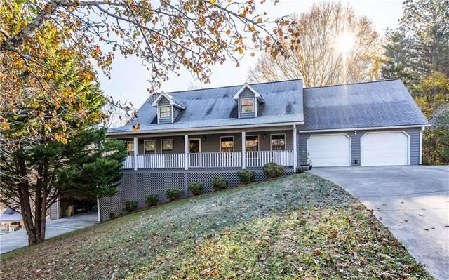 2005 NE Richmond Drive, Dalton, GA 30721 (MLS #6821631) :: Path & Post Real Estate