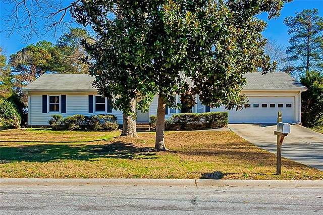 2286 Briarwood Circle SW, Conyers, GA 30094 (MLS #6821648) :: Path & Post Real Estate