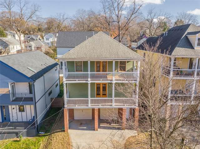 708 Connally Street SE, Atlanta, GA 30315 (MLS #6821682) :: The Justin Landis Group