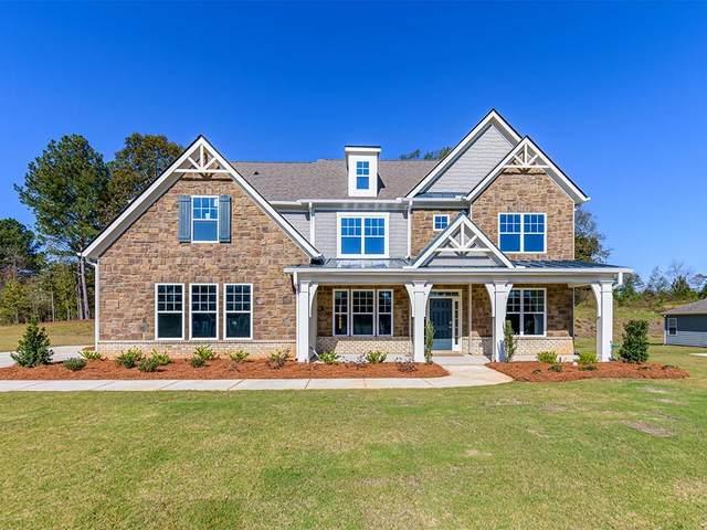 110 Genesee Pointe, Newnan, GA 30263 (MLS #6821700) :: Path & Post Real Estate