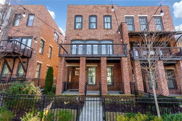 1917 Bay Line Lane NW, Atlanta, GA 30318 (MLS #6821729) :: Kennesaw Life Real Estate