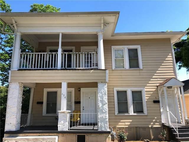 494 Winton Terrace NE, Atlanta, GA 30308 (MLS #6821800) :: North Atlanta Home Team