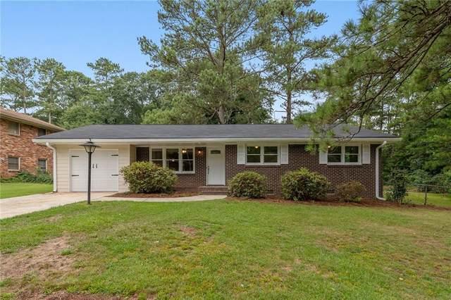 3212 Fern Drive, Tucker, GA 30084 (MLS #6821821) :: Tonda Booker Real Estate Sales
