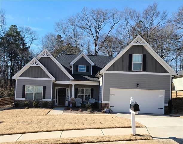 743 Sandstone Trail, Jefferson, GA 30549 (MLS #6821844) :: Path & Post Real Estate