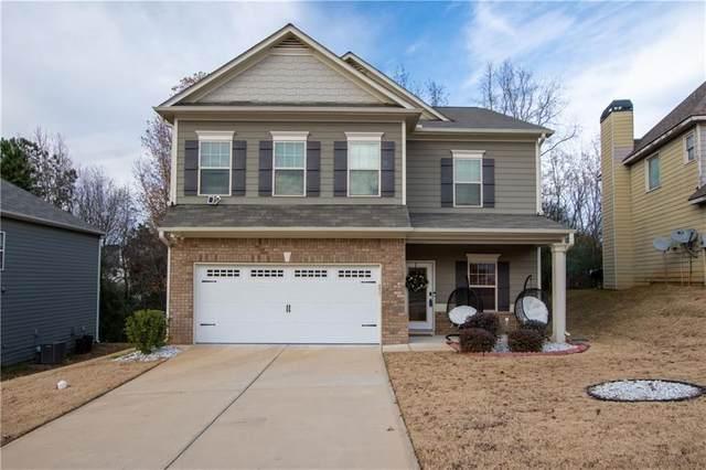 345 Emerson Trail, Covington, GA 30016 (MLS #6821903) :: Tonda Booker Real Estate Sales