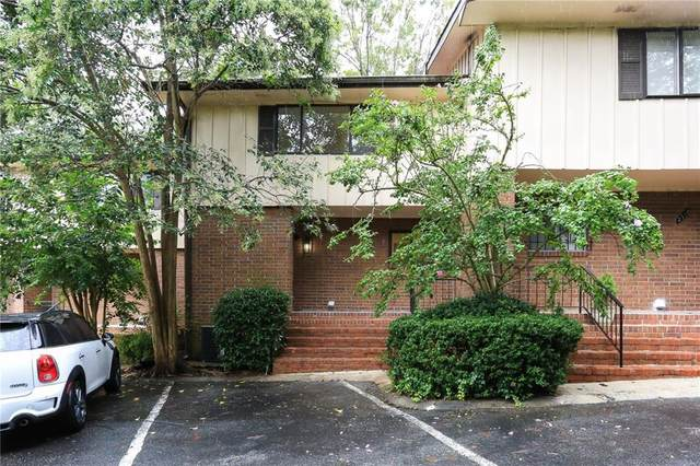 2502 Bradford Square NE, Atlanta, GA 30345 (MLS #6821911) :: The Justin Landis Group