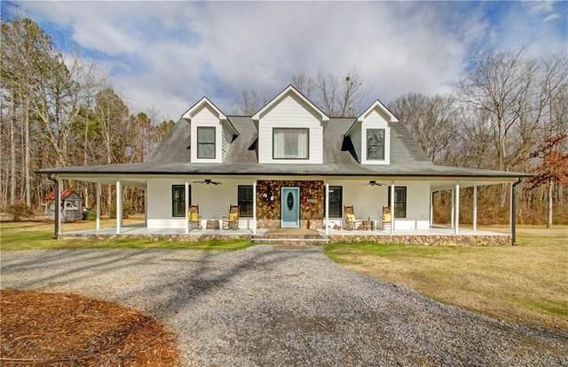 274 Cline Drive SW, Cartersville, GA 30120 (MLS #6821968) :: North Atlanta Home Team