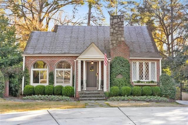 551 E Wesley Road NE, Atlanta, GA 30305 (MLS #6821981) :: RE/MAX Paramount Properties
