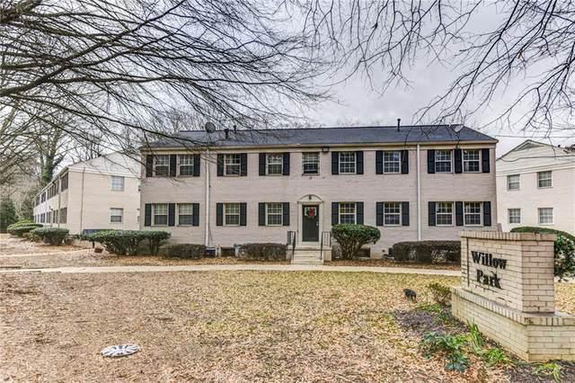 417 Willow Lane #2, Decatur, GA 30030 (MLS #6822021) :: The Justin Landis Group