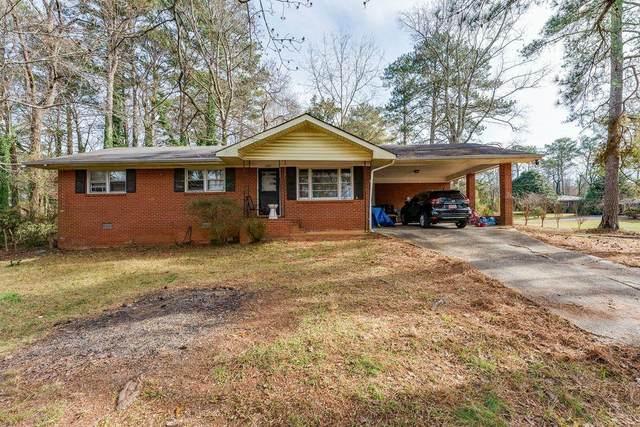 1289 Skyview Circle, Mableton, GA 30126 (MLS #6822071) :: North Atlanta Home Team