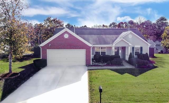 3223 Deer Valley Drive NW, Acworth, GA 30101 (MLS #6822102) :: Dillard and Company Realty Group