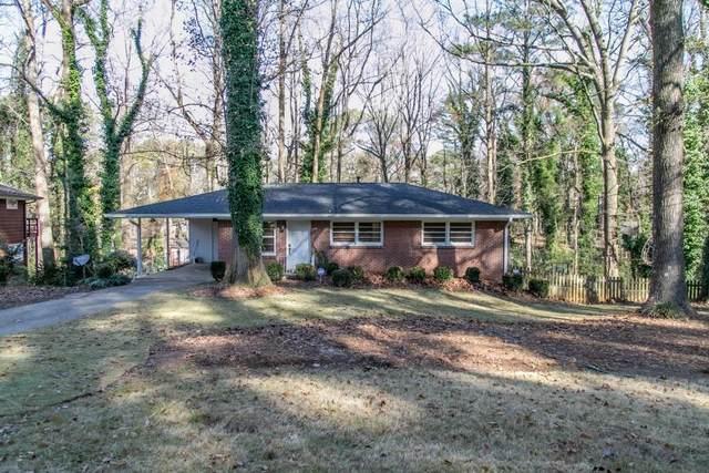 3110 Vine Circle, Decatur, GA 30033 (MLS #6822116) :: Path & Post Real Estate