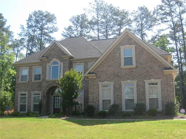 258 Fannin Lane, Mcdonough, GA 30252 (MLS #6822123) :: The Realty Queen & Team