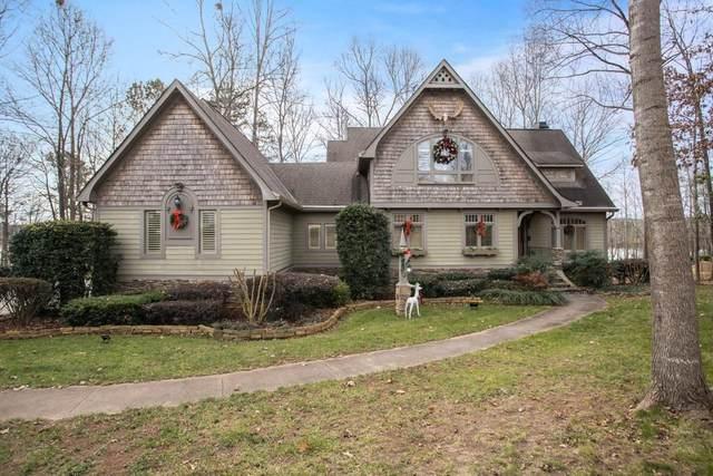 449 Lakeshore Drive, Monroe, GA 30655 (MLS #6822142) :: North Atlanta Home Team