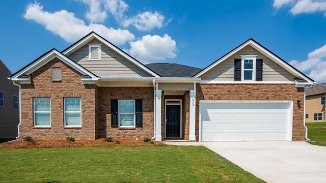 3410 Lilly Brook Drive, Loganville, GA 30052 (MLS #6822157) :: The Realty Queen & Team