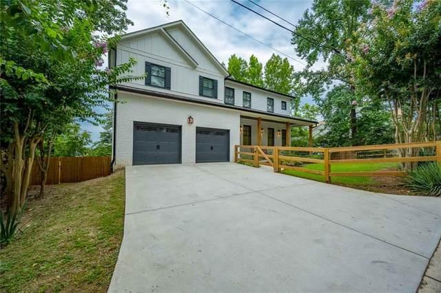 4232 Maner Street SE, Smyrna, GA 30080 (MLS #6822168) :: North Atlanta Home Team