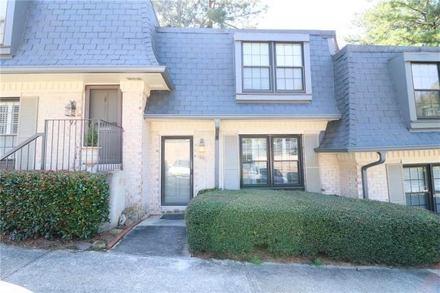 96 La Rue Place #96, Atlanta, GA 30327 (MLS #6822170) :: The Heyl Group at Keller Williams