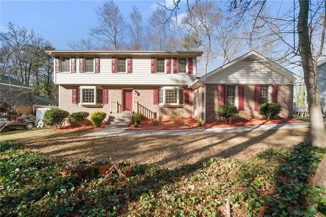 2343 Prince Howard Way, Marietta, GA 30062 (MLS #6822186) :: Path & Post Real Estate