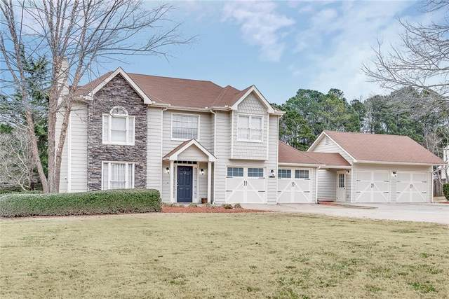 3535 Chastain Court, Alpharetta, GA 30004 (MLS #6822195) :: North Atlanta Home Team