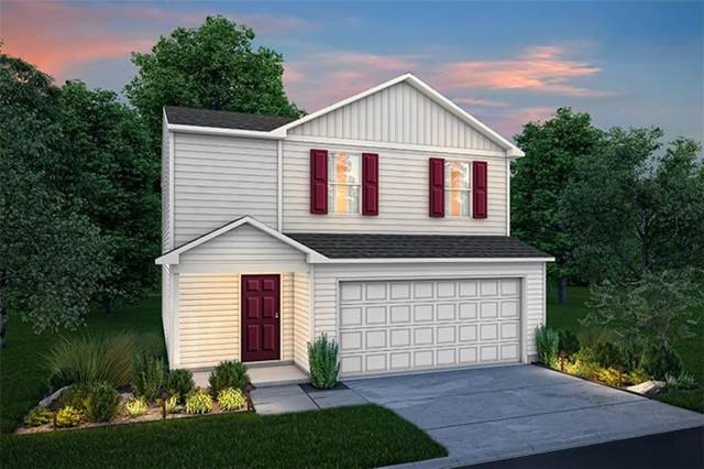 1769 Cheryl Ave Avenue, Griffin, GA 30224 (MLS #6822223) :: Path & Post Real Estate
