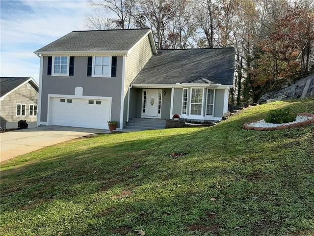 1271 Sweet Woods Drive, Lawrenceville, GA 30044 (MLS #6822250) :: North Atlanta Home Team