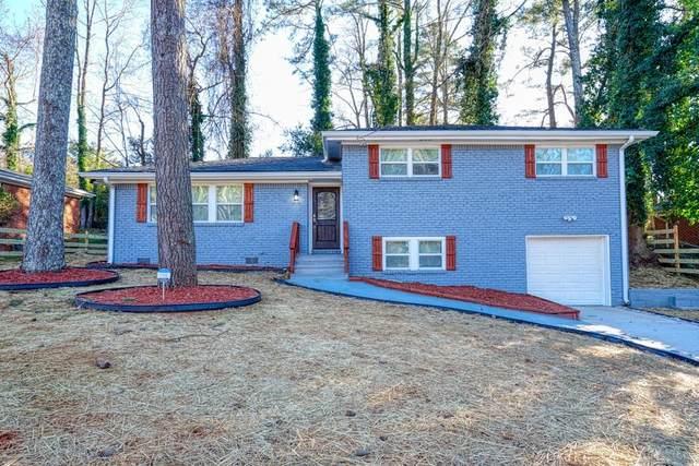 2543 Fontaine Circle, Decatur, GA 30032 (MLS #6822261) :: North Atlanta Home Team