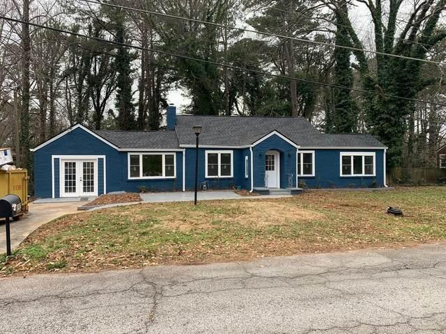 1441 Carter Road, Decatur, GA 30030 (MLS #6822279) :: Path & Post Real Estate