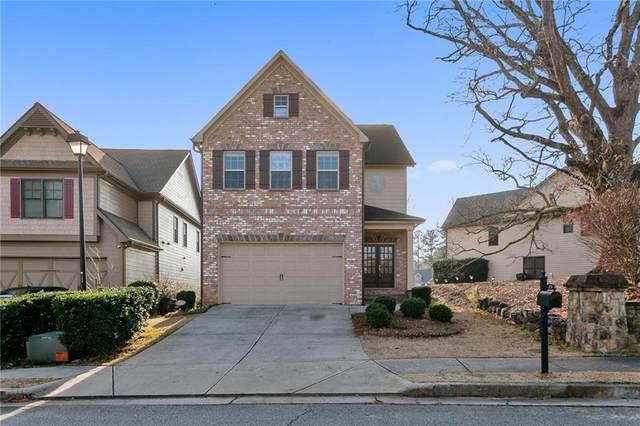 2570 Village Chase Drive, Duluth, GA 30096 (MLS #6822281) :: North Atlanta Home Team
