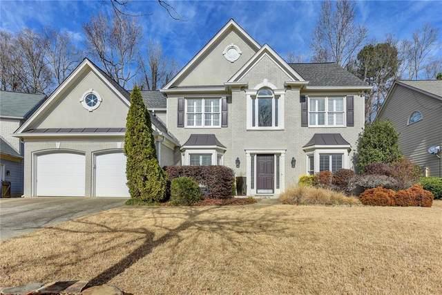 5491 Oxford Chase Way, Dunwoody, GA 30338 (MLS #6822387) :: North Atlanta Home Team