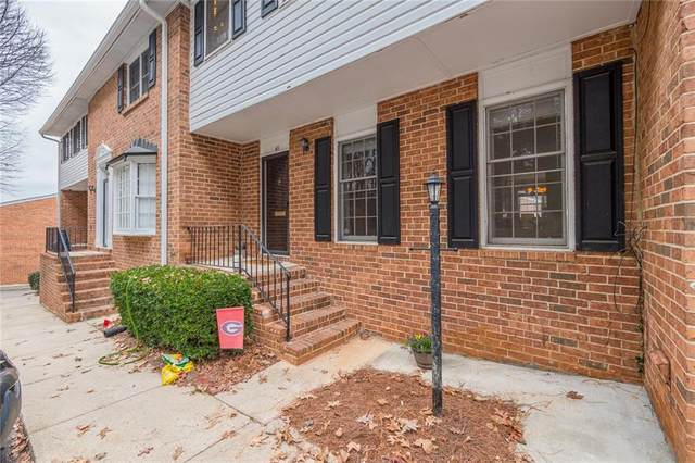 6520 Roswell Road #49 Road, Atlanta, GA 30328 (MLS #6822399) :: Oliver & Associates Realty