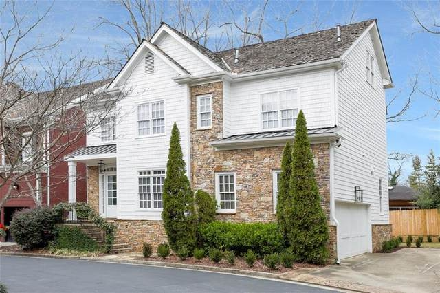 39 Conifer Park Lane NE, Atlanta, GA 30342 (MLS #6822444) :: Path & Post Real Estate