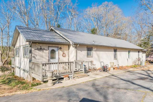 345 Ed Bennett Road, Nicholson, GA 30565 (MLS #6822470) :: North Atlanta Home Team