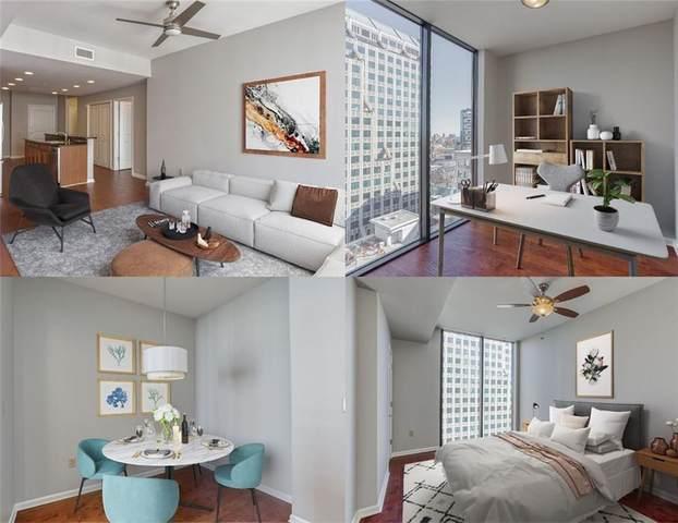 3040 Peachtree Road NW #1215, Atlanta, GA 30305 (MLS #6822472) :: Path & Post Real Estate