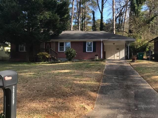 2208 Rosewood Road, Decatur, GA 30032 (MLS #6822544) :: The North Georgia Group