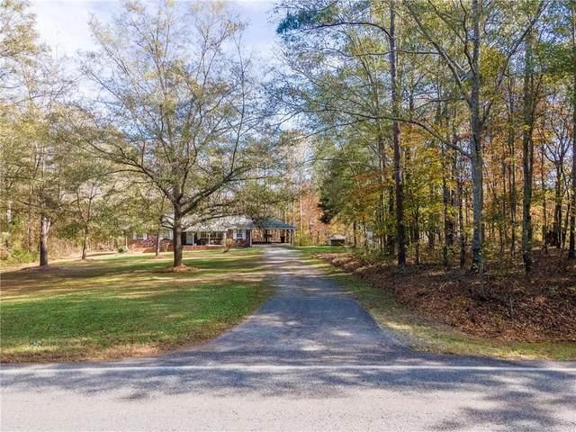3790 Arbor Hill Road, Canton, GA 30115 (MLS #6822545) :: North Atlanta Home Team