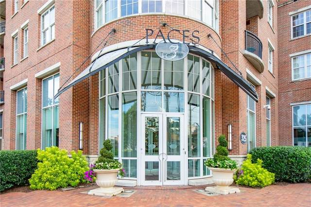 325 E Paces Ferry Road NE #1509, Atlanta, GA 30305 (MLS #6822588) :: The North Georgia Group