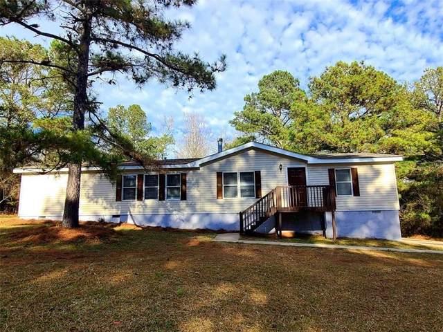 12 Tallahatchee Drive, Carrollton, GA 30116 (MLS #6822590) :: Thomas Ramon Realty