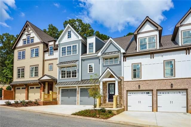 214 Trecastle Square #18, Canton, GA 30114 (MLS #6822608) :: Rock River Realty