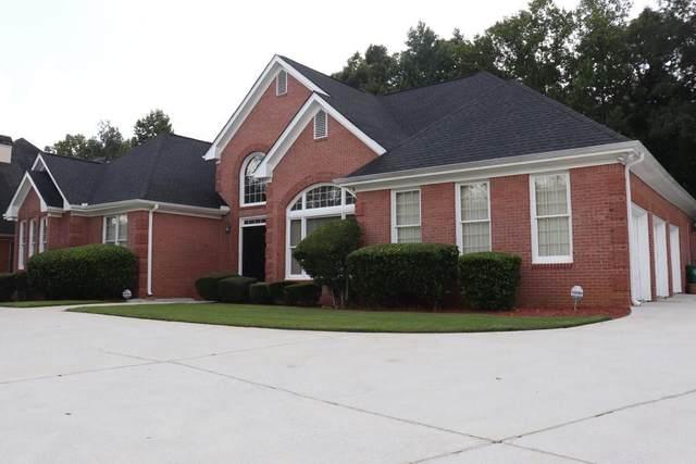 4606 Lionshead Circle, Stonecrest, GA 30038 (MLS #6822633) :: North Atlanta Home Team