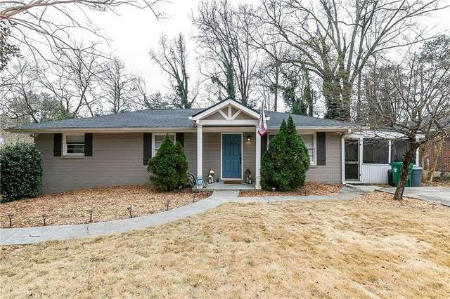 2002 Drew Valley Road NE, Brookhaven, GA 30319 (MLS #6822647) :: RE/MAX Paramount Properties