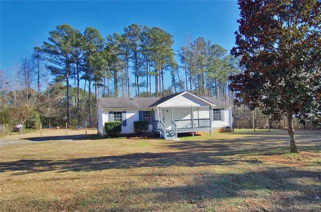 270 Steele Drive, Hampton, GA 30228 (MLS #6822649) :: North Atlanta Home Team