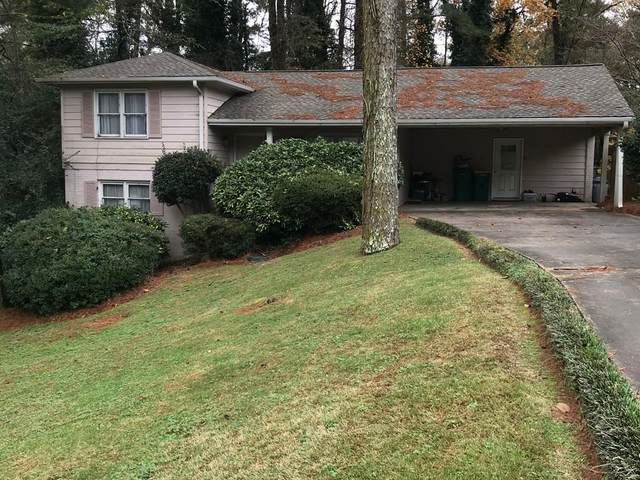 485 Highbrook Drive NE, Atlanta, GA 30342 (MLS #6822683) :: Path & Post Real Estate