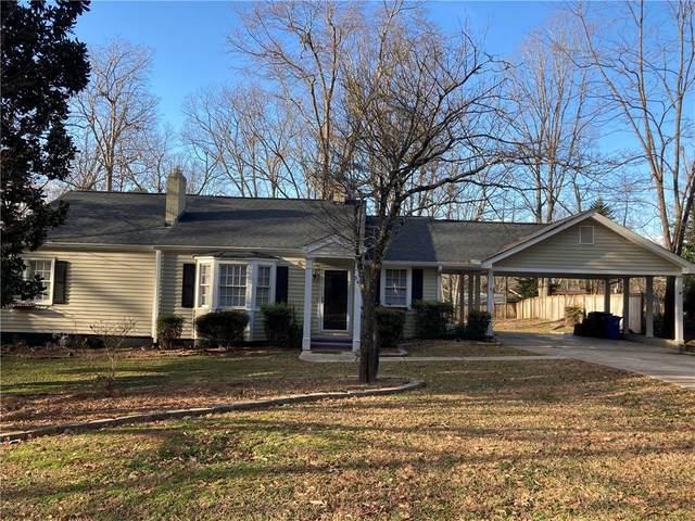 544 Stillwood Drive, Gainesville, GA 30501 (MLS #6822686) :: Path & Post Real Estate