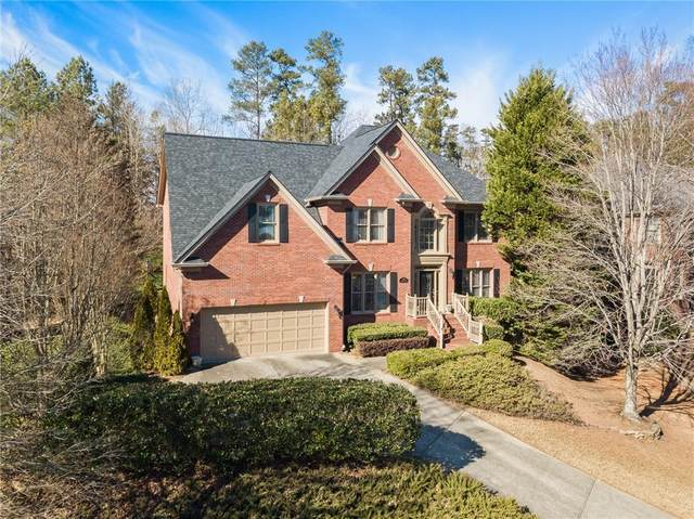 12495 Magnolia Circle, Alpharetta, GA 30005 (MLS #6822780) :: RE/MAX Paramount Properties